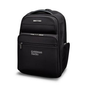 Hartmann 17in. Metropolitan Executive Backpack Black