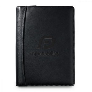 Samsonite Perry Leather Junior Padfolio Black