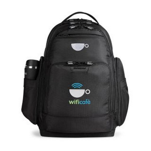 Samsonite HQ Warrior Computer Backpack Black Custom backpack