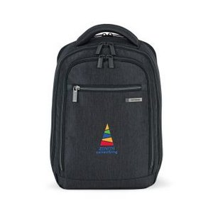 Samsonite Modern Utility Small Computer Backpack Charcoal Heather