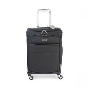 Samsonite ECO-Glide  20 Expandable Spinner with Luggage Tag Blac