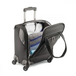 American Tourister? Zoom Spinner Underseat Carry-On Black