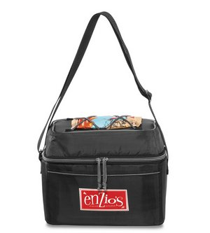 Bailey Box Cooler Black - Kid-friendly
