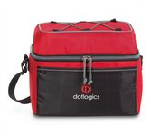 Bailey Box Cooler Red - Kid-friendly