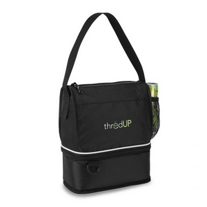 Coronado Lunch Cooler Black Lunch Bag