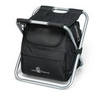 Deluxe Spectator Cooler Chair - Black