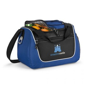 Matrix Cooler Black Lunch Bag