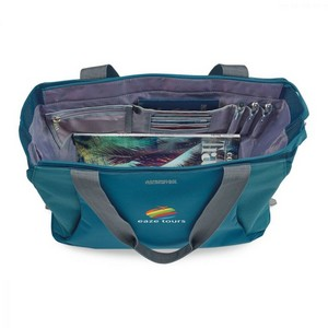 American Tourister Voyager Travel Tote Tidal Blue