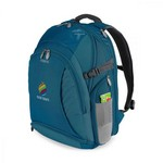 American Tourister Voyager Deluxe Computer Backpack - Tidal Blue