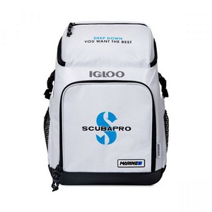 Igloo  Marine Backpack Cooler White