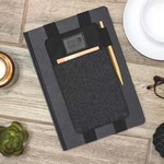 Sierra Scribe Journal with Logo and Pocket for Phone and Pen