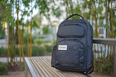 Embarcadero 15 Pocket Backpack with Techport