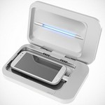 PhoneSoap Phone Cleaner + Charger