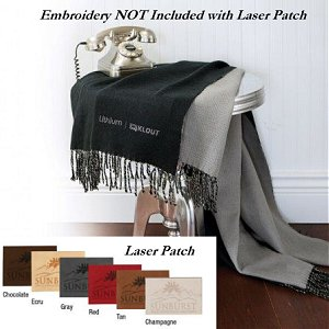 The Classic Reversible Throw (Laser Patch)