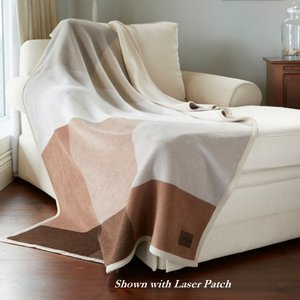 Biederlack Thermosoft Throws 60X70 (Embroidered)