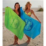 Jewel Collection Color Beach Towel Custom Towel