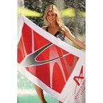 Diamond Collection Custom Beach Towel