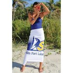 Diamond Collection Beach Towel Custom Towel