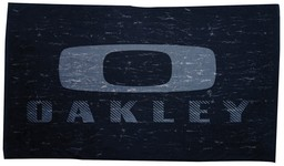Black Distressed Stock Design Beach Towel