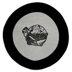 Hockey Puck Shaped Sport Towel (Screen Print) - Stock Design