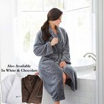 Plush Lounge Robe (S/M, L/XL)