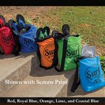 Sand Repellent Beach Bag