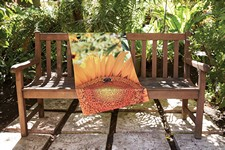 FOTO Vision Small Beach Towel