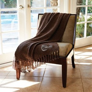 Tuscany Throw w/Fringe (Embroidery)