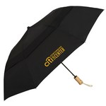 The Vented Grand Traveler Folding Umbrella