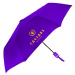 The Vented Metropolitan Auto Open Folding Umbrella