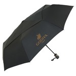 The Vented Director Auto Open & Close Folding Umbrella