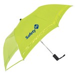The Folding Safety Umbrella w/ Reflective Strip