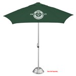 The Vented Cafe Market Umbrella -- Commercial Quality