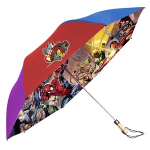 Double Canopy Deluxe Digitally Printed Little Giant Umbrella