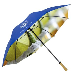 Double Canopy Standard Digitally Printed Golf Umbrella
