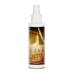 2 oz Insect Repellent with SPF30 Sunscreen Spray