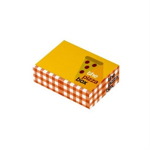 6.25 X 4.5 X 1.25 E-Flute Tuck Box Single Side
