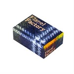 E-Flute Tuck Box Single Side  7.25 x 5.25 x 2.875