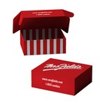 Custom E-Flute Box Tuck Box Double Side  10 X 7.375 X 3.25