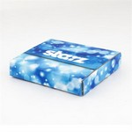 Custom E-Flute Box Tuck Box Double Side  9.75 X 8.5 X 1.75