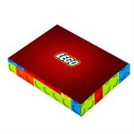 Custom E-Flute Box Tuck Box Double Side  11 X 8.5 X 1