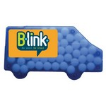Truck Shaped Credit Card Mints