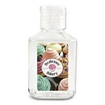 1 oz Antibacterial Hand Sanitizer Gel