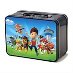 Custom Full Color Retro Lunch Box