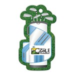 Golf Bag Luggage Tag