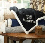 Deluxe Fairfield Throw Blanket