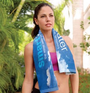 ColorFusion Custom Workout Towel