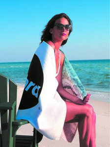 2-Side Printed Beach Towel Standard Size