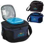 KOOZIE® 2-in-1 Kooler with Cool Gear® Container