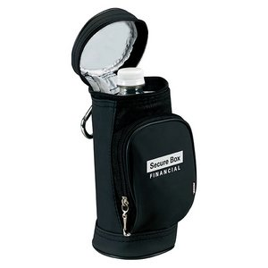 KOOZIE Golf Bag Water Bottle Kooler